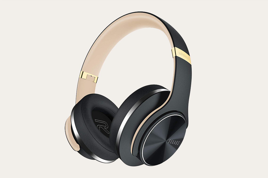 DOQAUS Care 1 Wireless Over Ear Headphones