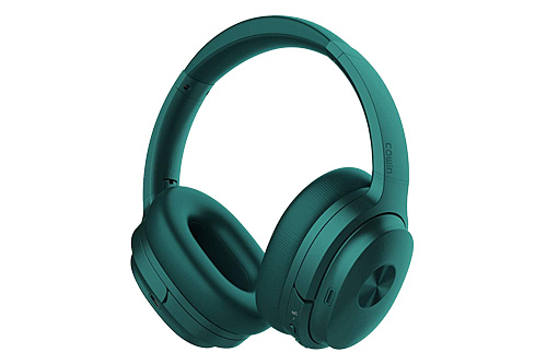 Cowin SE7 Noise Cancelling Headphones - Dark Green