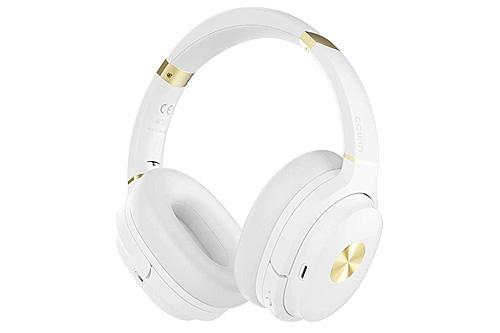 Cowin SE7 Noise Cancelling Headphones - White