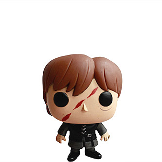 Funko Pop Game of Thrones 01 Tyrion Lannister with Scar (PopCultcha)