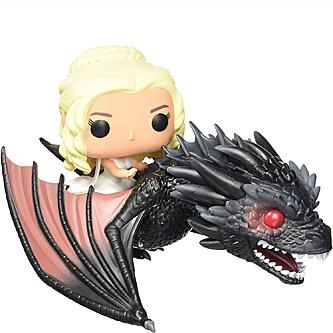 Funko Pop Game of Thrones 15 Daenerys and Drogon