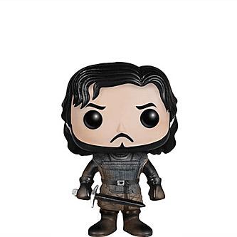Funko Pop Game of Thrones 26 Jon Snow Castle Black Muddy