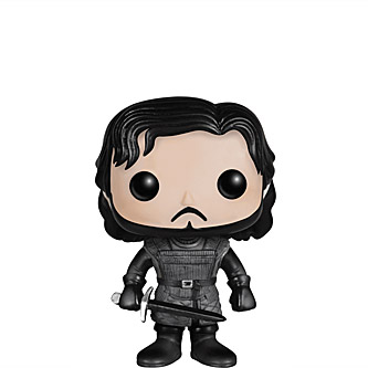 Funko Pop Game of Thrones 26 Jon Snow Castle Black