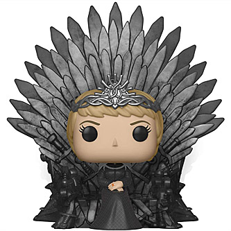 Funko Pop Game of Thrones 73 Cersei Lannister on the Iron Throne