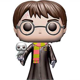 Funko Pop Harry Potter 01 Harry Potter with Hedwig 18 inch