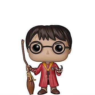Funko Pop Harry Potter 08 Harry Potter Quidditch