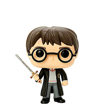 Funko Pop Harry Potter 09 Harry Potter with Sword of Gryffindor