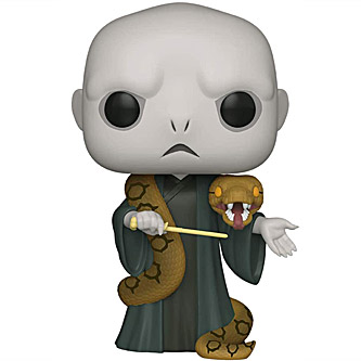 Funko Pop Harry Potter 109 Lord Voldemort with Nagini 10 inch