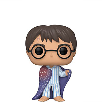 Funko Pop Harry Potter 111 Harry Potter with Invisibility Cloak