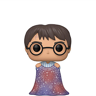 Funko Pop Harry Potter 112 Harry Potter with Invisibility Cloak