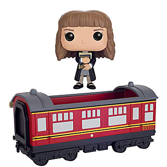 Funko Pop Harry Potter 22 Hogwarts Express Carriage with Hermione Granger