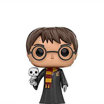 Funko Pop Harry Potter 31 Harry Potter with Hedwig