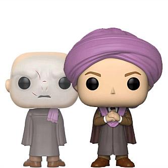 Funko Pop Harry Potter 68 Professor Quirrel (detachable turban)