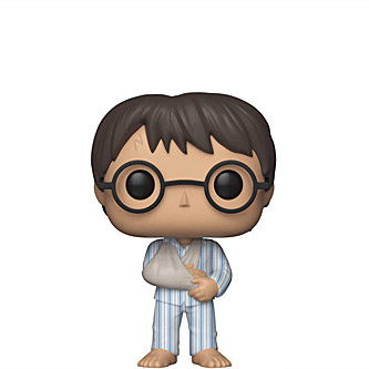 Funko Pop Harry Potter 79 Harry Potter Pyjamas
