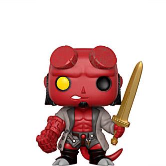Funko Pop Hellboy 14 Hellboy with Sword