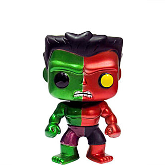 Funko Pop Marvel 39 Compound Hulk Metallic