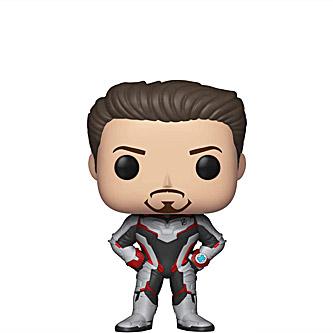 Funko Pop Marvel Avengers Endgame 449 Tony Stark