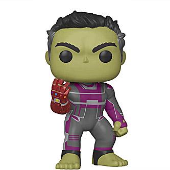 Funko Pop Marvel Avengers Endgame 478 Professor Hulk with Infinity Gauntlet
