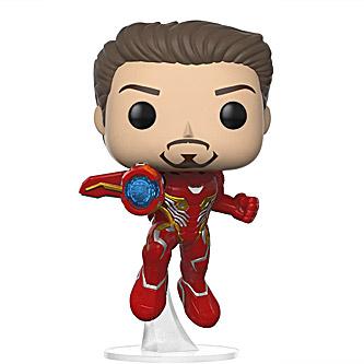 Funko Pop Marvel Avengers Infinity Wars 304 Iron Man FYE Exclusive