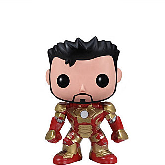 Funko Pop Marvel Iron Man 3 32 Tony Stark