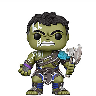 Funko Pop Marvel Thor Ragnarok 249 Hulk Gladiator