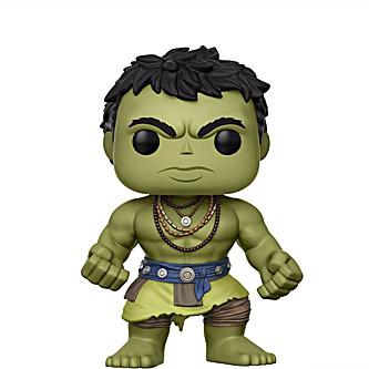 Funko Pop Marvel Thor Ragnarok 253 Casual Hulk