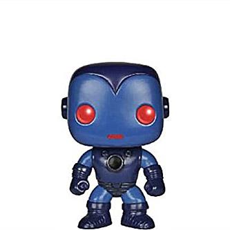 Funko Pop Marvel Universe 04 Blue Stealth Iron Man