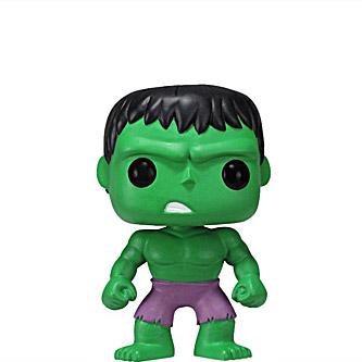 Funko Pop Marvel Universe 08 The Hulk