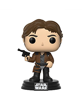 Funko Pop Star Wars Solo 238 Han Solo
