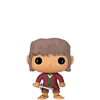 Funko Pop The Hobbit 12 Bilbo Baggins