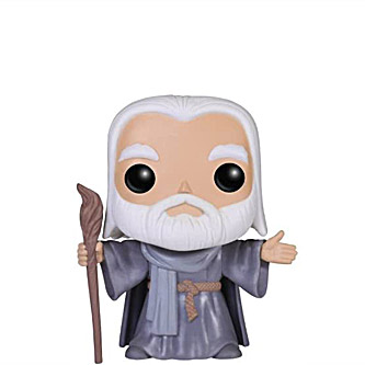 Funko Pop The Hobbit 45 Gandalf without Hat
