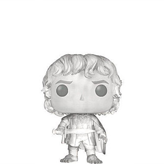 Funko Pop The Lord of the Rings 444 Frodo Baggins Invisible