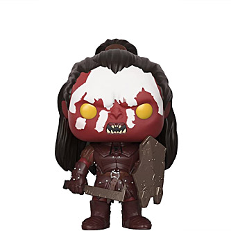 Funko Pop The Lord of the Rings 533 Lurtz