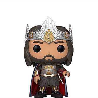 Funko Pop The Lord of the Rings 534 King Aragorn