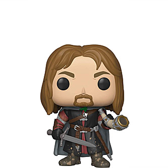 Funko Pop The Lord of the Rings 630 Boromir