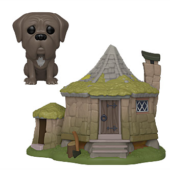 Funko Pop Town Harry Potter 08 Hagrid's Hut and Fang