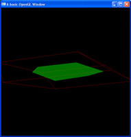 How  to scale shapes in OpenGL
