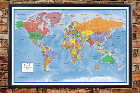 World map framed 4k pictures 4k pictures full hq wallpaper amazon com wall colorful national geographic antique world map wall colorful national geographic antique world map framed art prints home decor darby home gumiabroncs Gallery