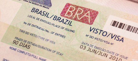 Brazil Visa Requirements