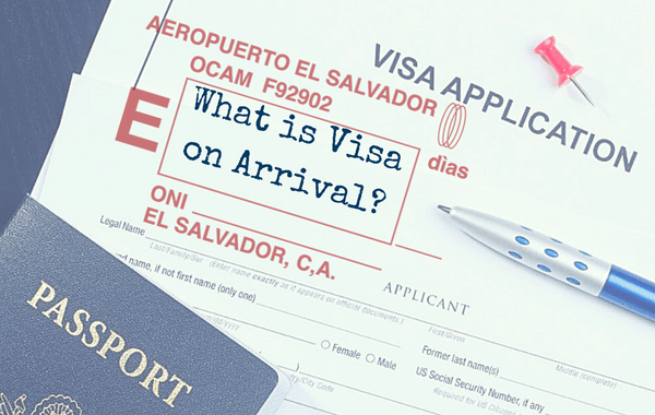 What is Visa on Arrival?