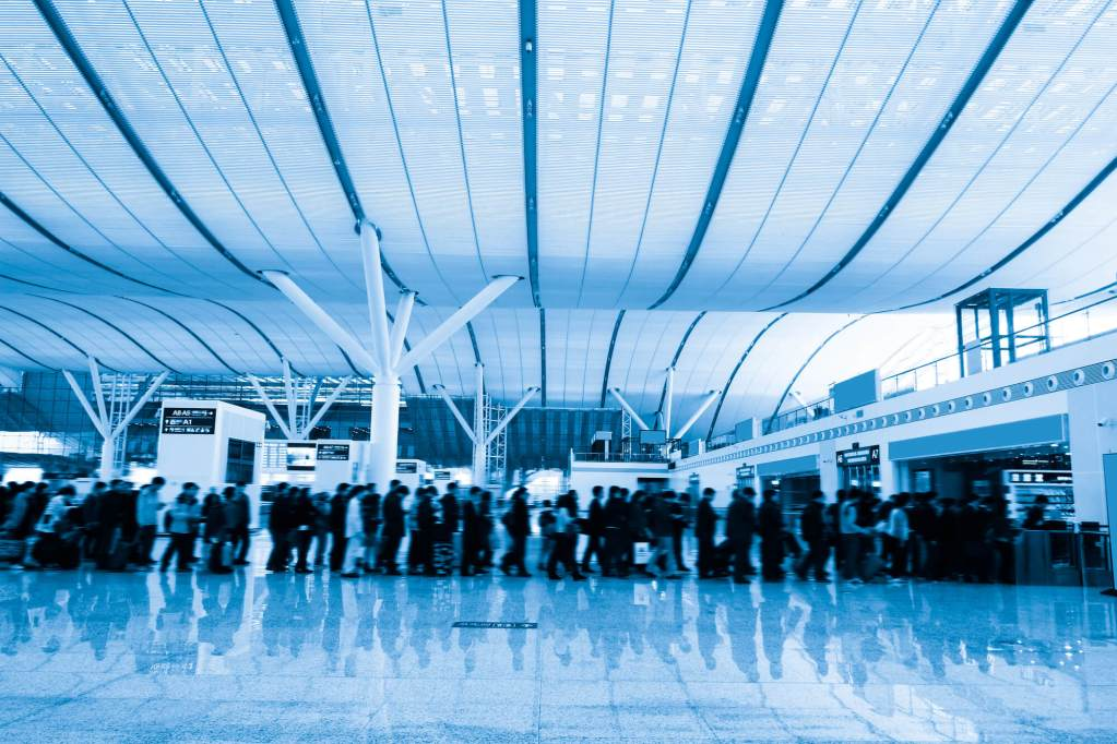 airlines participating in tsa precheck security line