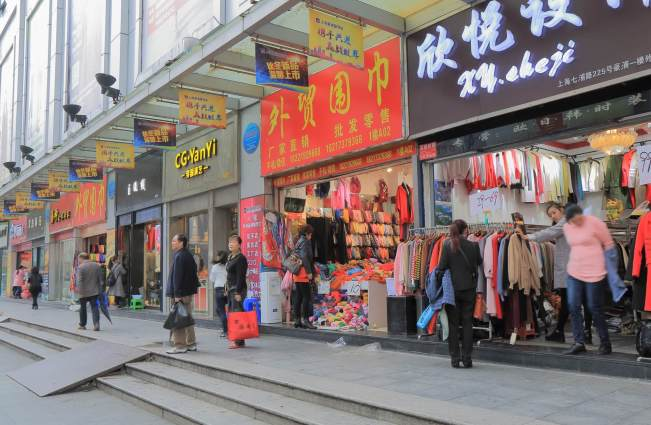 best items to buy in china clothes
