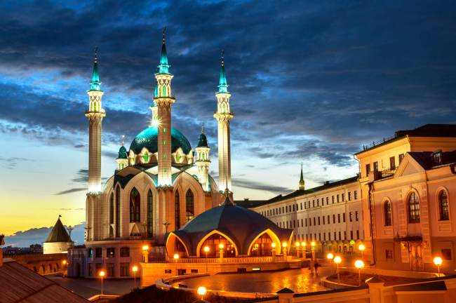 best places to visit in russia kazan