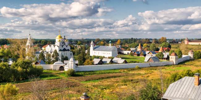 best places to visit in russia golden ring