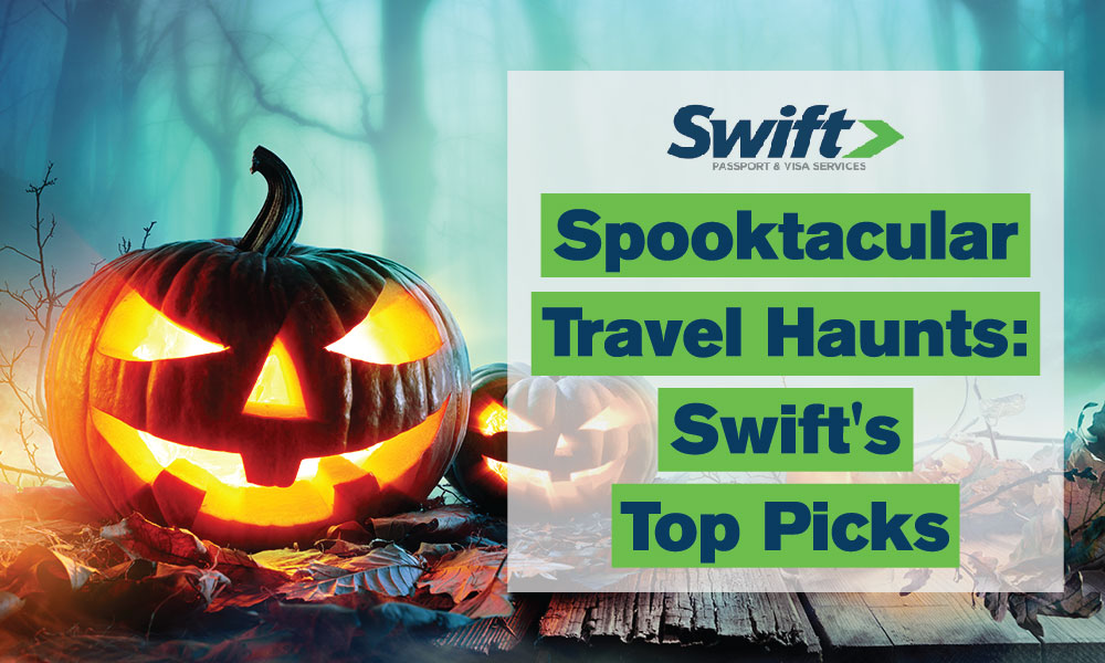 spookiest places to travel to