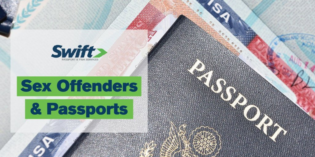 New Passport Rules for Sex Offenders