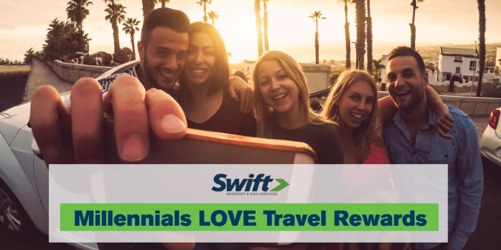 Millennial Travel Rewards