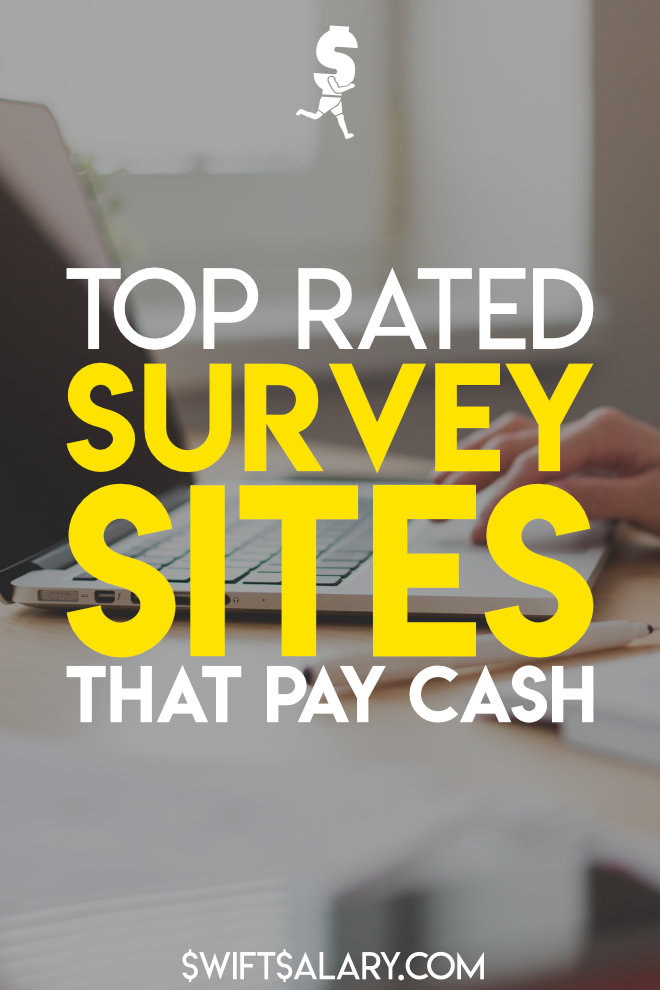 Best survey companies that pay cash
