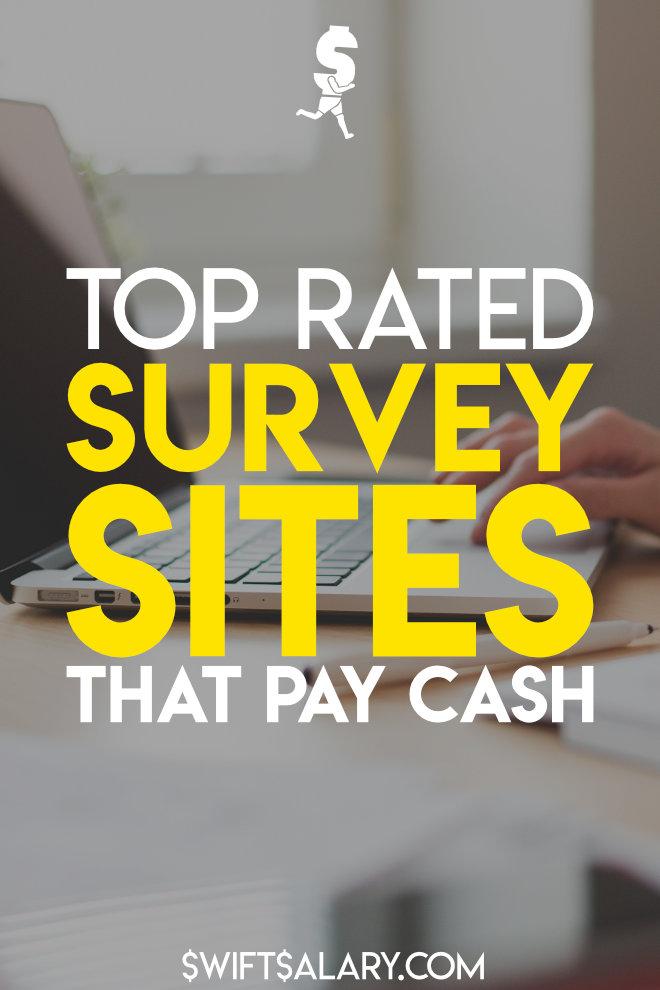Best survey companies that pay cash