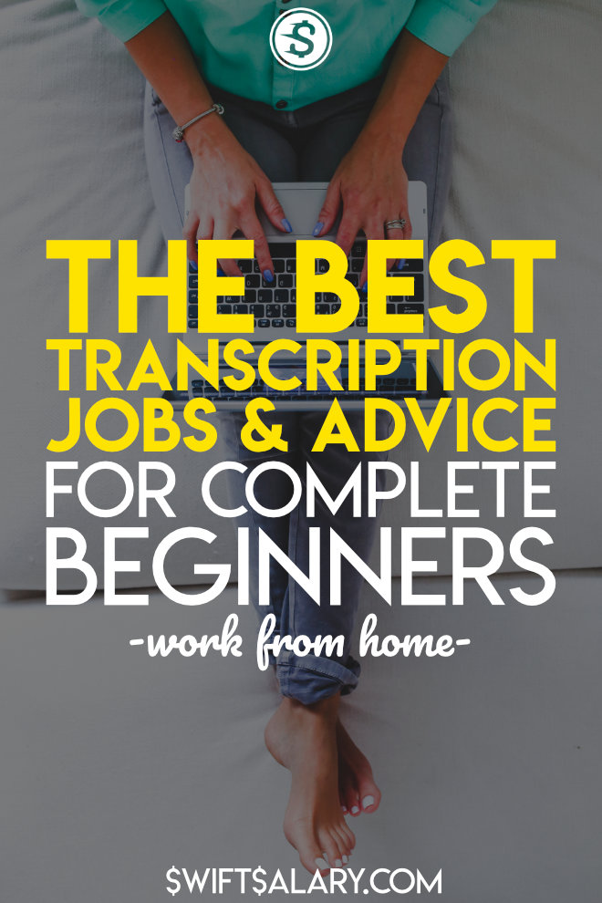 The best transcription jobs and advice for complete beginners